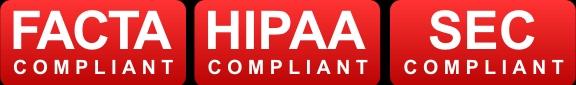 Facta hipaa sec compliant on site shredding service